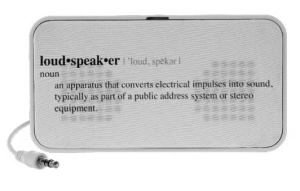Speaker 19-95 zazzle-de